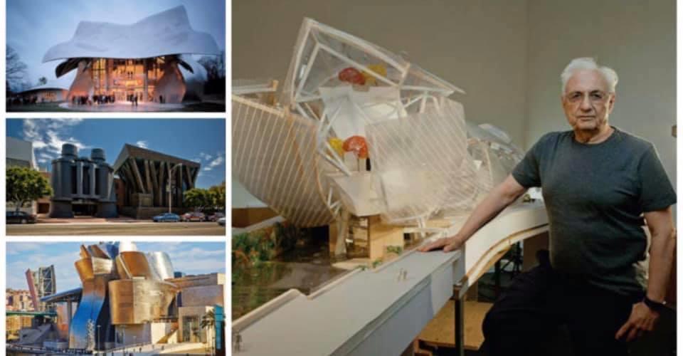Франк Гери-един необикновен архитект
