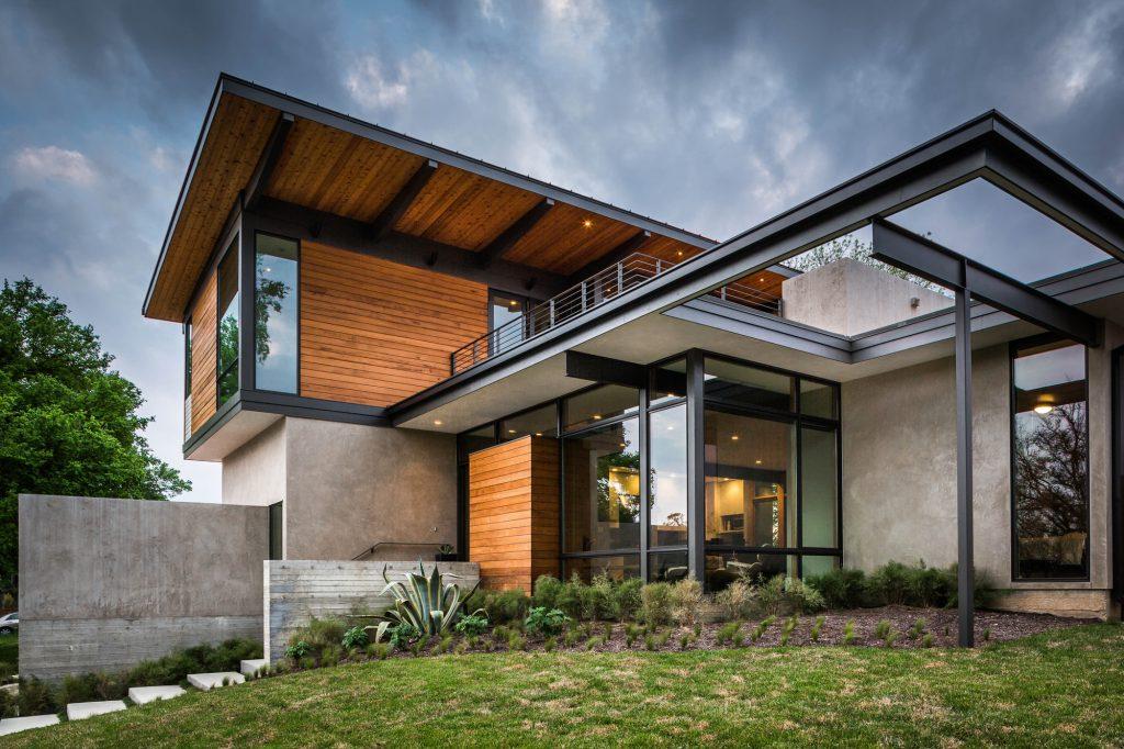 Кратко въведение в сглобяемите стоманени, нискоенергийни къщи
