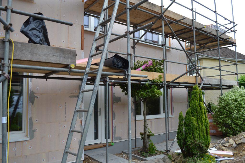 Строителство на нискоенергийни къщи